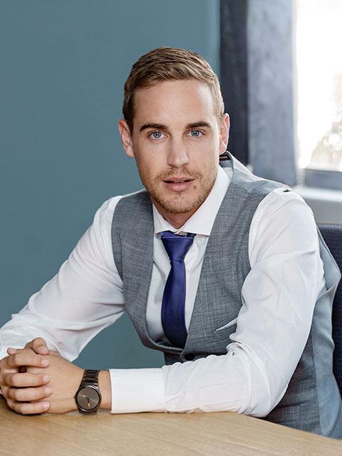 Divan de Jongh - Financial Advisor | KSG Brokers | Brokers in Upington